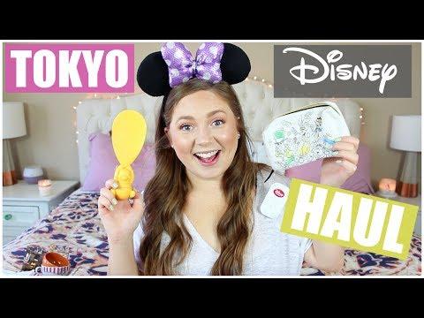 Tokyo Disneyland Haul! July 2017
