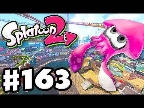 Wahoo World! New Map! - Splatoon 2 - Gameplay Walkthrough Part 163 (Nintendo Switch)