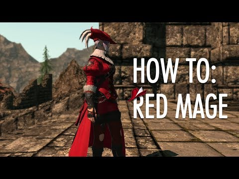 How to Red Mage • FFXIV Stormblood RDM Guide