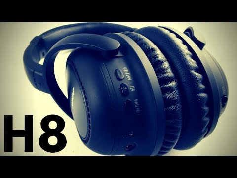 Mpow H8 Bluetooth Headphones Review - Active Noise Cancelling