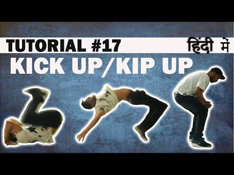 How to KICK UP   Breaking (Hip Hop)Dance Tutorial in Hindi   Shivam Yadav  Dance Mantra Tutorials 17