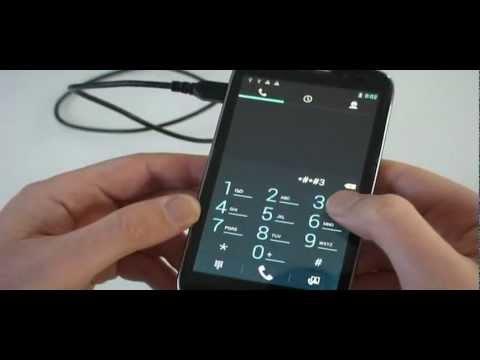 Tuto changement code IMEI sur un Smartphone Android 4 et CPU MT6577