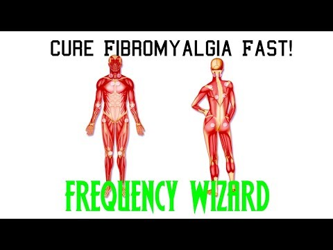CURE FIBROMYALGIA FAST! SUBLIMINAL AFFIRMATIONS FREQUENCY MEDITATION!