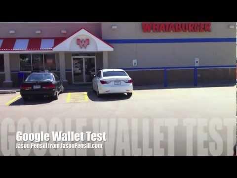 Google Wallet Test