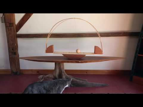 Pendulum Experiment One - Small Kinetic Sculpture