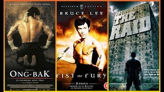 Top 20 Martial Arts Movies Of All Time  !