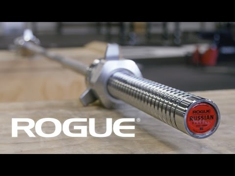 The Rogue Russian Barbell