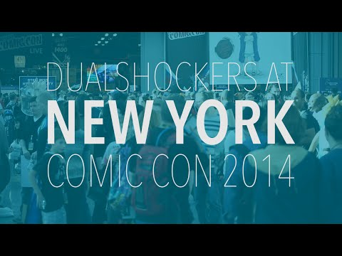Highlights from New York Comic Con 2014