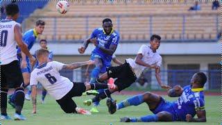 PERSIB VS PERSIKABO - Friendly Match