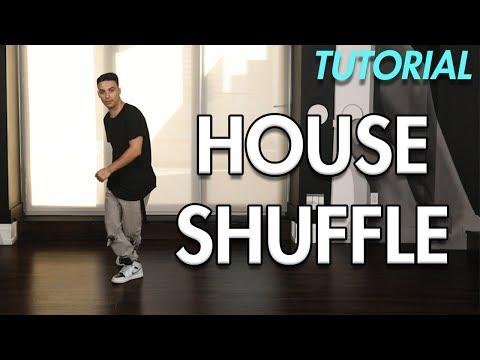 How to do the House Shuffle  (Dance Moves Tutorial) | Mihran Kirakosian