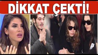 Download Hande Erçel'in en acı günü! Cenazeye katılan Burak Deniz'in hali olay oldu!