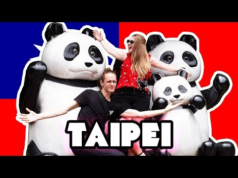 Taipei Taiwan Travel Guide - Taipei Zoo & Night Market!