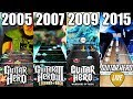 Download lagu Evolution of Guitar Hero Games (2005-2018)