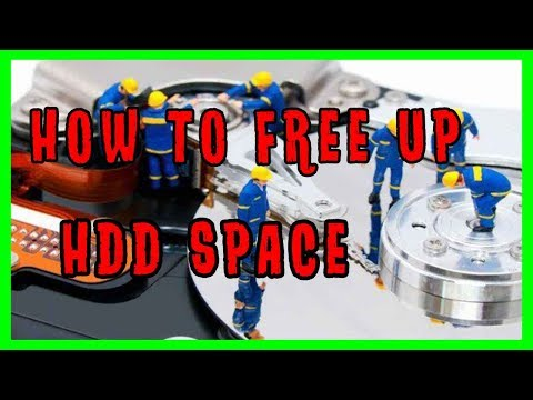 How to Free Up Hard Disk Space on Windows 7 8 8.1 & 10