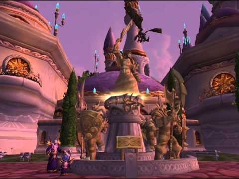 Dalaran City Tour!