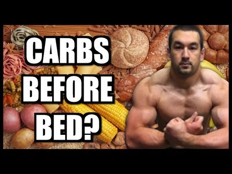 Is Eating Carbs At Night Bad For Fat Loss?