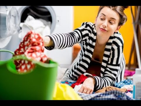 The right way to wash your clothes