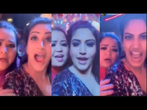 Xxx Mp4 Surbhi Chandana FUNNY Moments With Barthi At Khatra Khatra Khatra Set 3gp Sex