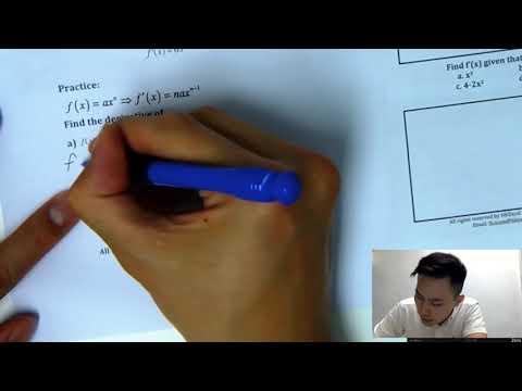 【IB MATH SL/HL 】How to ACE IB Calculus in 10 MINS!  l HKEXCEL
