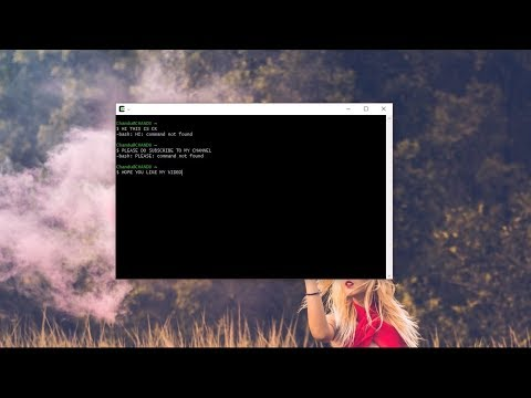 How To Use UNIX Terminal In Windows