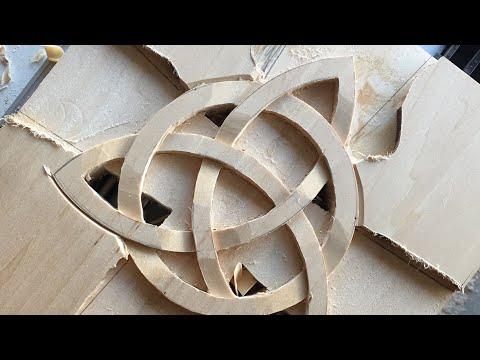 Celtic Trinity Knot Cross