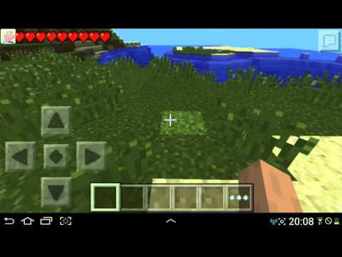 Cara Cheat Block 9999999 Minecraft PE (SURVIVAL)