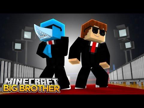 Minecraft - SHARKY AND SCUBA STEVE: THE SECRET HOUSEMATES