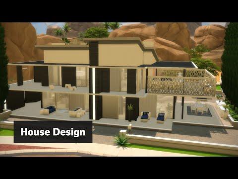 The Sims 4 House Building - Polar