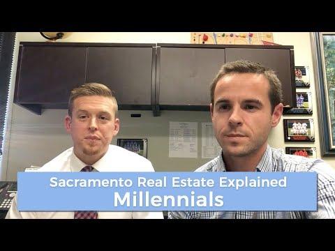 Millennials - Sacramento Real Estate Explained