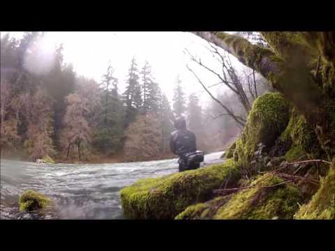 The Unintentional Anglers: 2016 North Umpqua winter steelhead