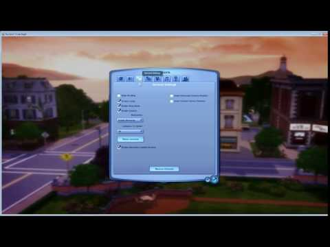 How To Enable Edge Scrolling In Sims 3