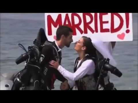 California Couple Get Married Via Jet-Pack