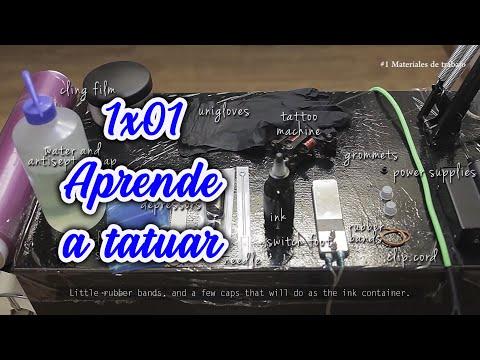 1x01 - APRENDE A TATUAR (LEARN HOW TO TATTOO)