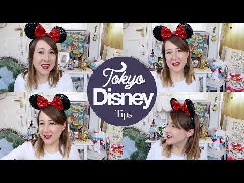 Tokyo Disney Tips #1! Transportation & When to Go