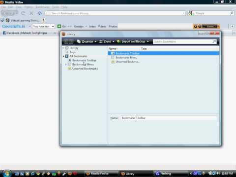 Facebook Tips : How to add facebook chat window in firefox sidebar ?