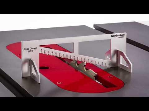 Woodpeckers  OneTIME Tool  Step Gauge Set