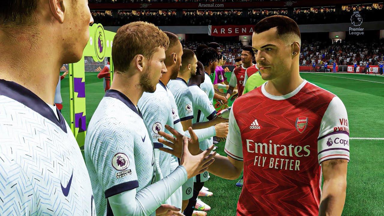 FIFA 21 - Arsenal vs Chelsea - Premier League 2020/2021 | Full match & Gameplay | Prediction