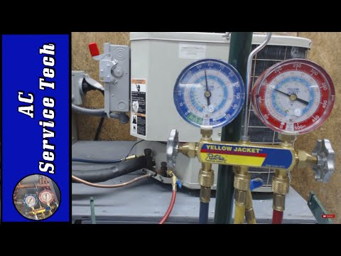 Step by Step instructions on how to properly Check Refrigerant Charge!