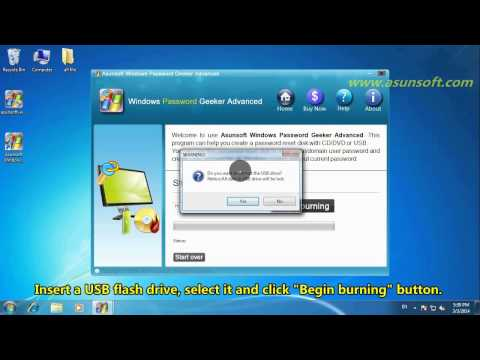 How to Reset Admin Password on Windows 7 without Disk