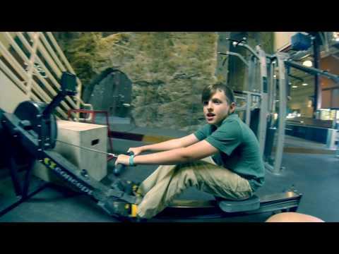 Mesa Rim Climbing Gym And Starbucks!