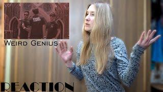 Weird Genius - DPS  (Official Music Video) [REACTION]