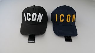 b81360c7ae9 How To Spot Fake DSQUARED2 Canada Caps / Hats Authentic vs Replica ...