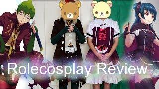 Rolecosplay Review #01 - Yoshiko Und Amaimon