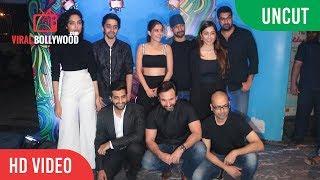 Kaalakaandi Trailer Launch | Saif Ali Khan, Vijay Raaz, Deepak, Shobita, Kunaal Roy