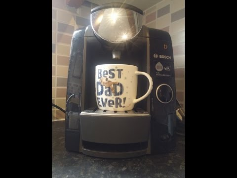 Bosch TAS4302GB Tassimo coffee maker how to strip down for fix and repair