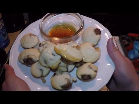 Sausage & Pancake Mini Muffins