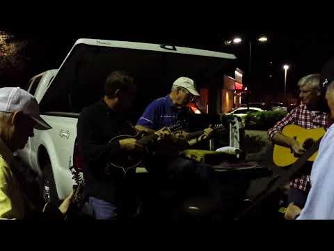 Ocoee parking lot jam 25 years of bluegrass in the parking lot