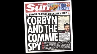 """Jeremy Corbyn threatens to sue over """"ridiculous"""" spying claims"""