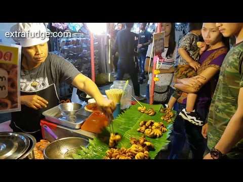 Chatuchak Weekend Market In Bangkok, Thailand Tour