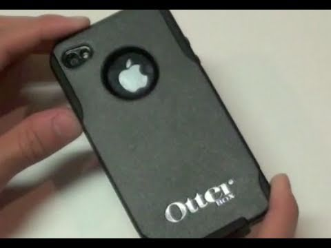 Otterbox Commuter Case for iPhone 4S (Review)